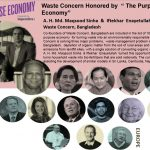 "Waste Concern Honored by ""The Purpose Economy"""