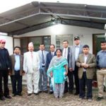 A Government Delegation from Nepal Visits Waste Concern's  Compost Facilities
