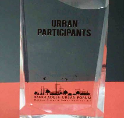 Waste Concern Receives 'Best Urban Practices' Award