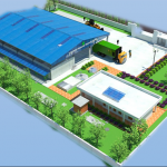 Waste Concern's Integrated Resource Recovery Center (IRRC) being replicated by Dhaka City Corporations (North and South)
