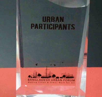 Waste Concern Receives 'Best Urban Practices' Award