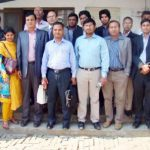 High officials from government, NGOs and educational Institutes visits Recycling Training Centre (RTC) Plant at Kanchpur, Dhaka, February 19, 2014