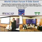 Supporting the Implementation of the New Urban Agenda: Pro-poor Local Approaches for Sustainable Urban Waste Management